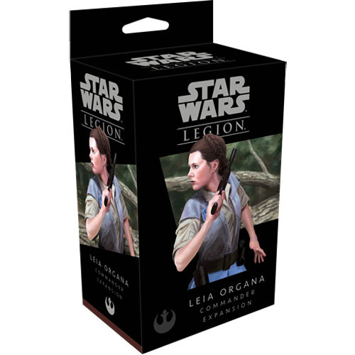Leia Organa, Star Wars Legion