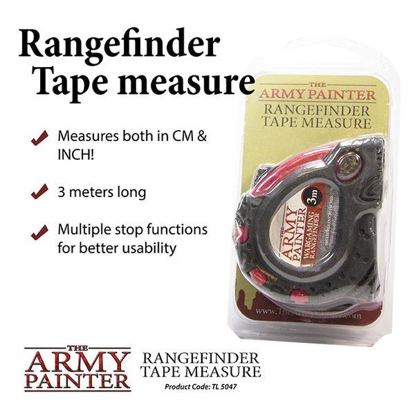 Rangefinder Tape Measure, Army Painter