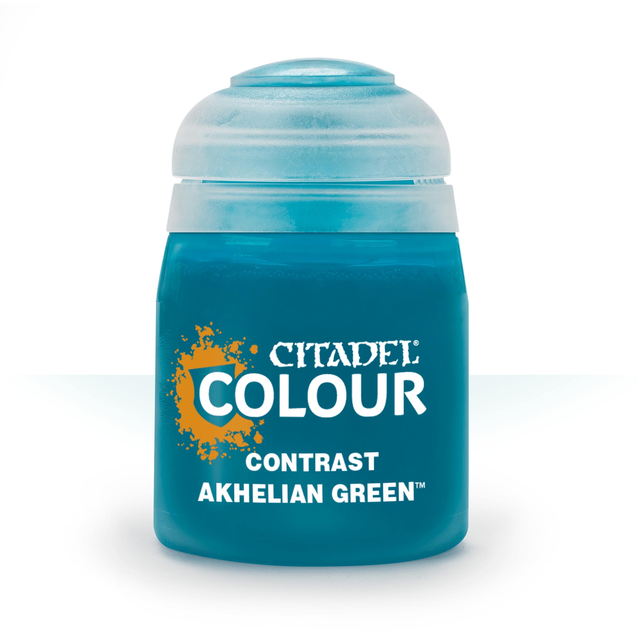 Akhelian Green, Citadel Contrast 18ml
