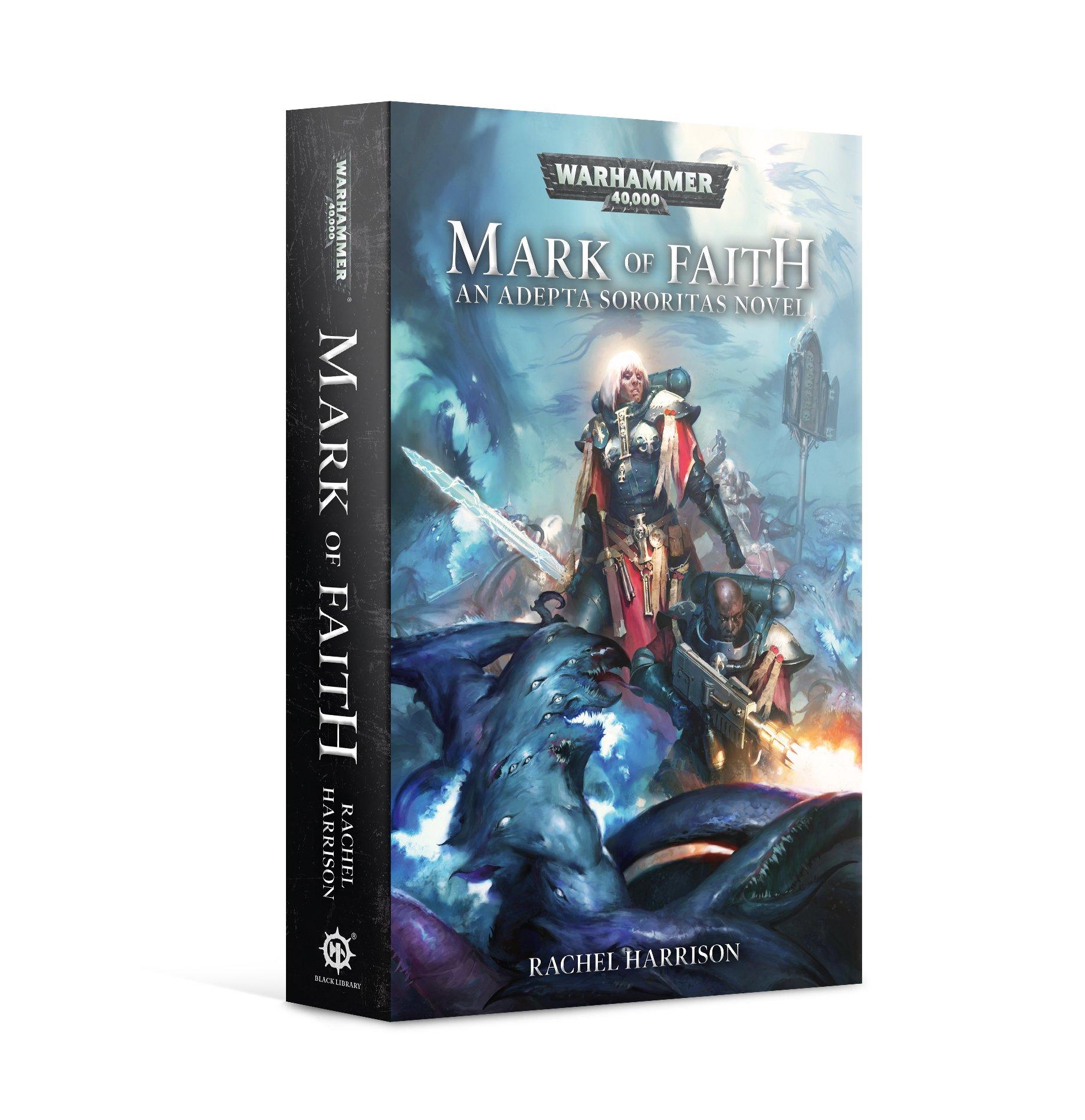 Mark of Faith, Black Library