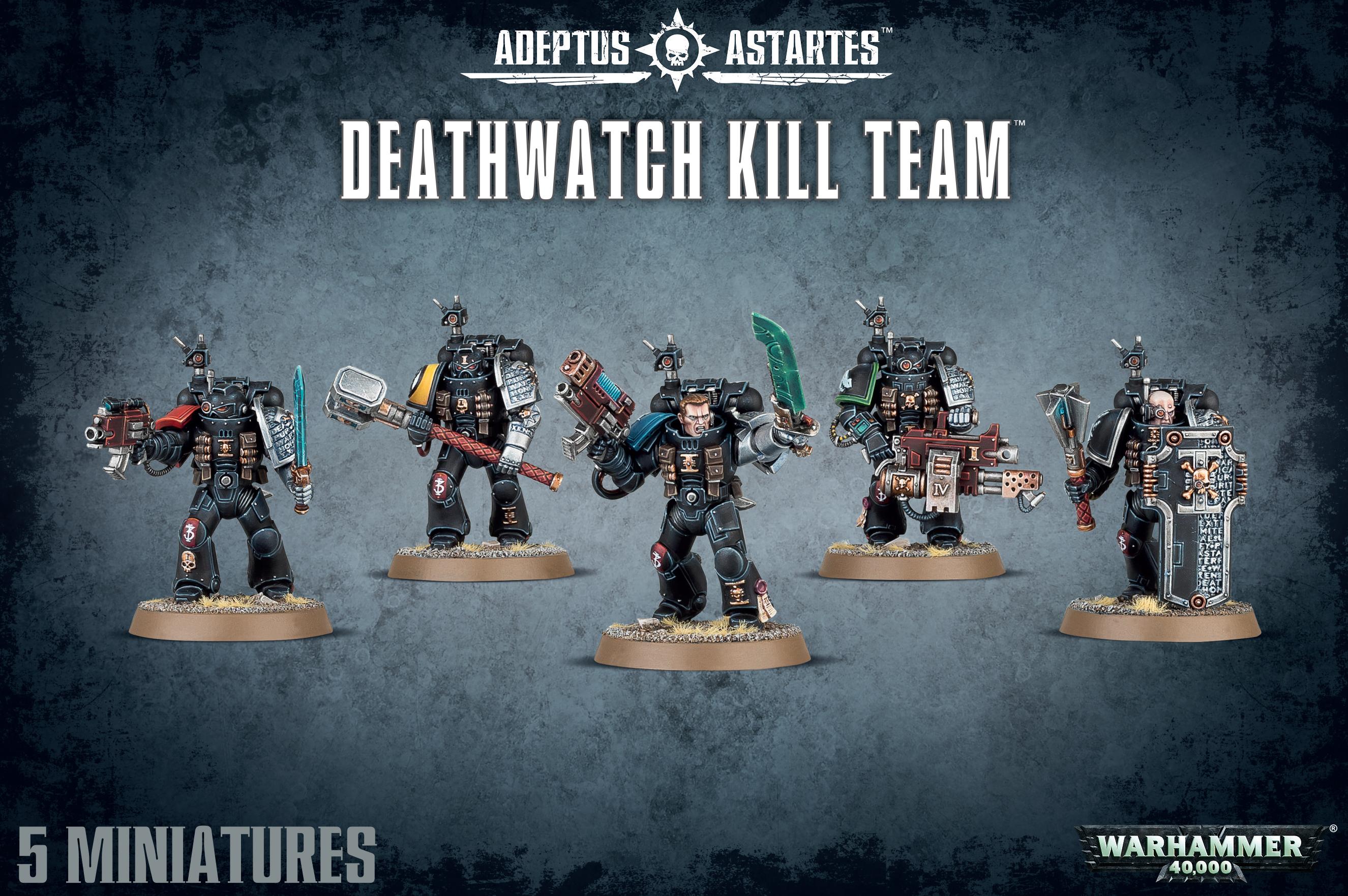 Deathwatch Kill Team