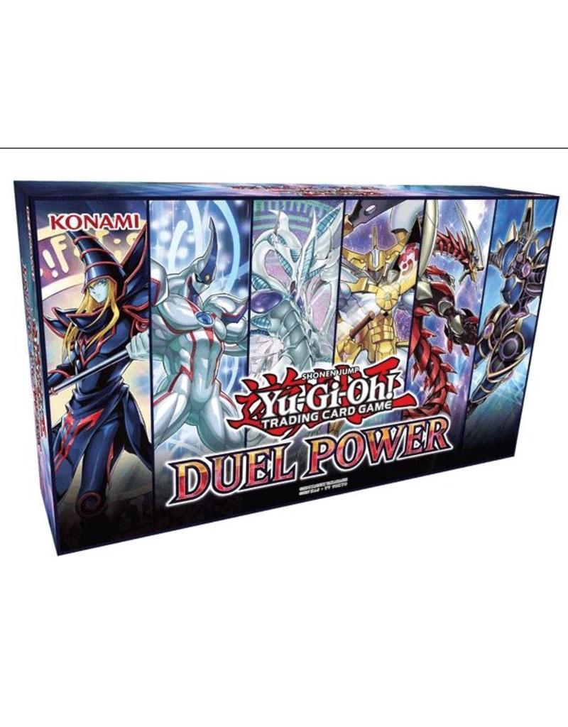 Duel Power, Yu-Gi-Oh!
