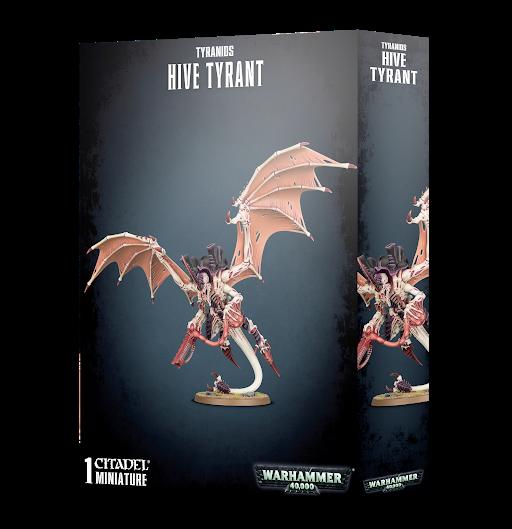 Tyranid Hive Tyrant/Swarmlord
