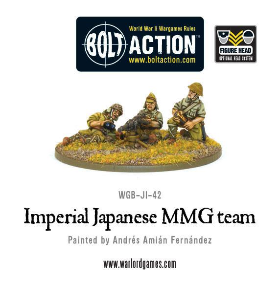 MMG Team, Imperial Japanese