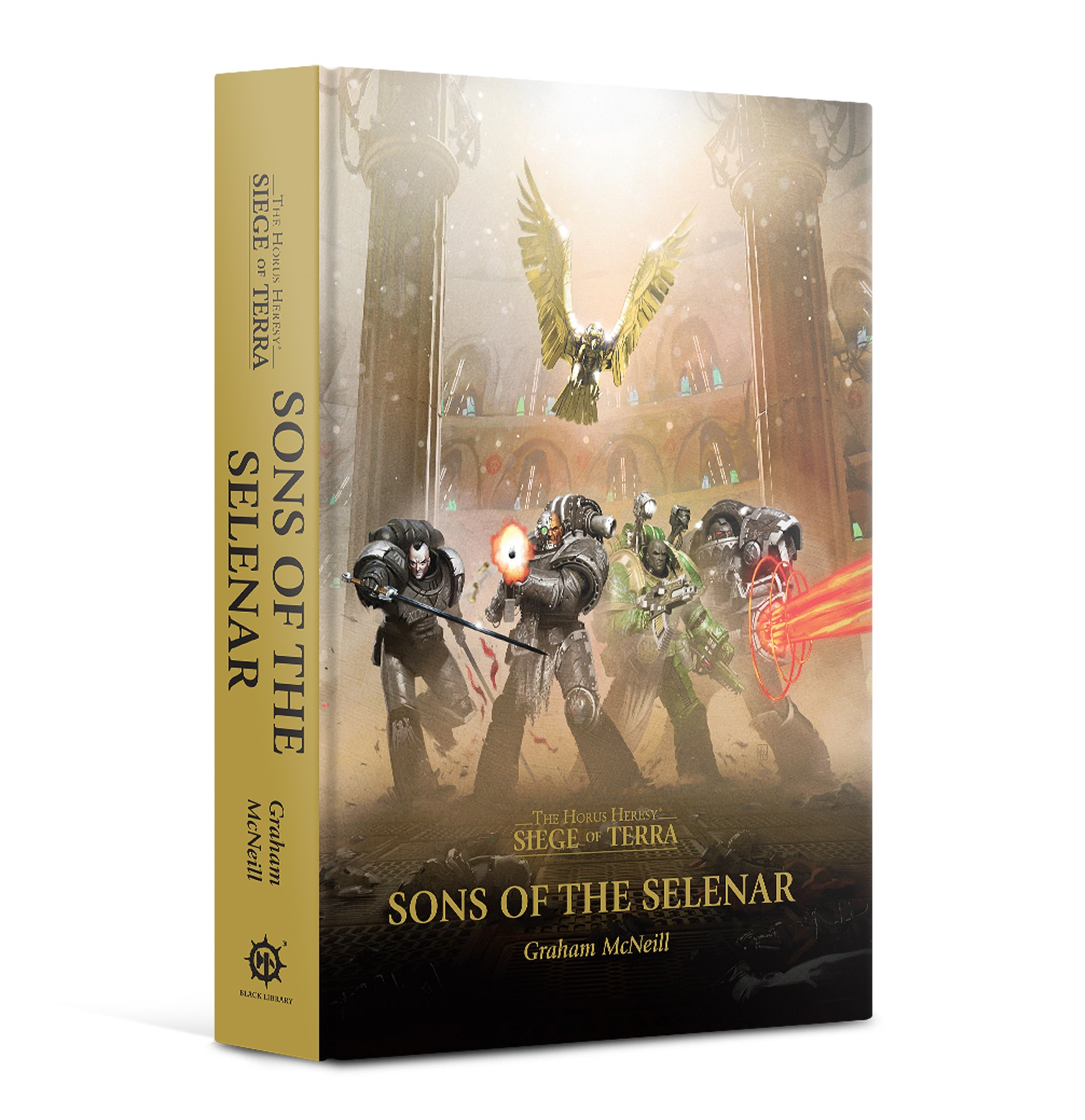 Sons of the Selenar, Black Library