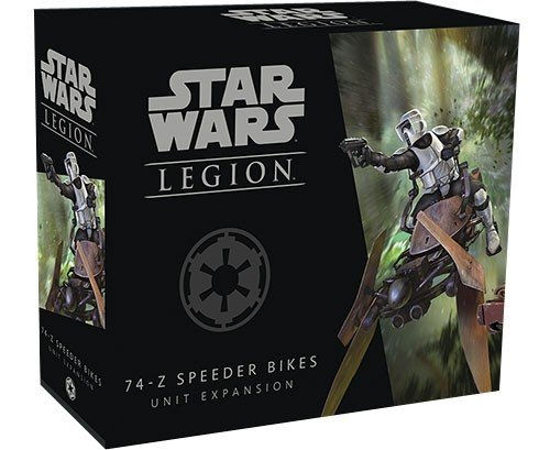 74-Z Speeder Bikes Unit, Star Wars Legion