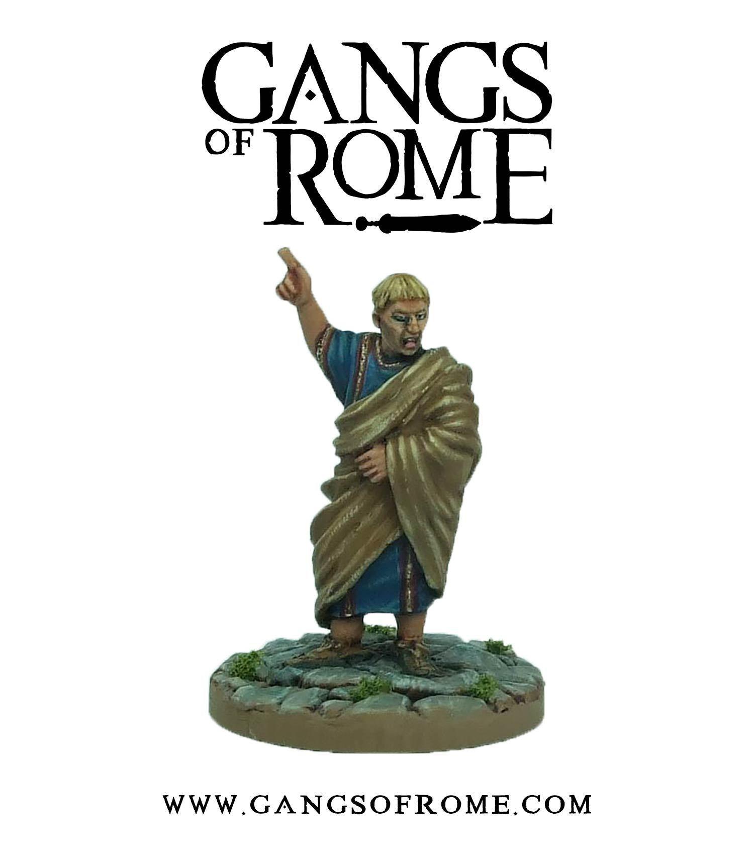 Tertius Dominus, Gangs of Rome
