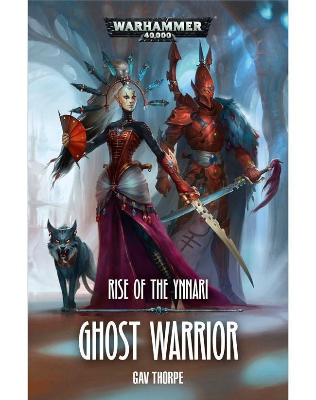 Ghost Warrior, Black Library