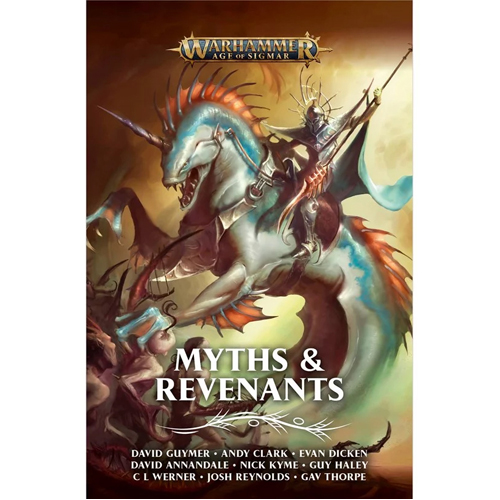 Myths and Revenants, Black Library