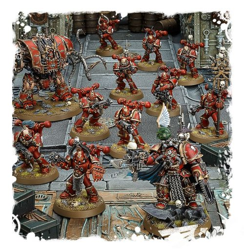 Chaos Space Marines (Old), Start Collecting