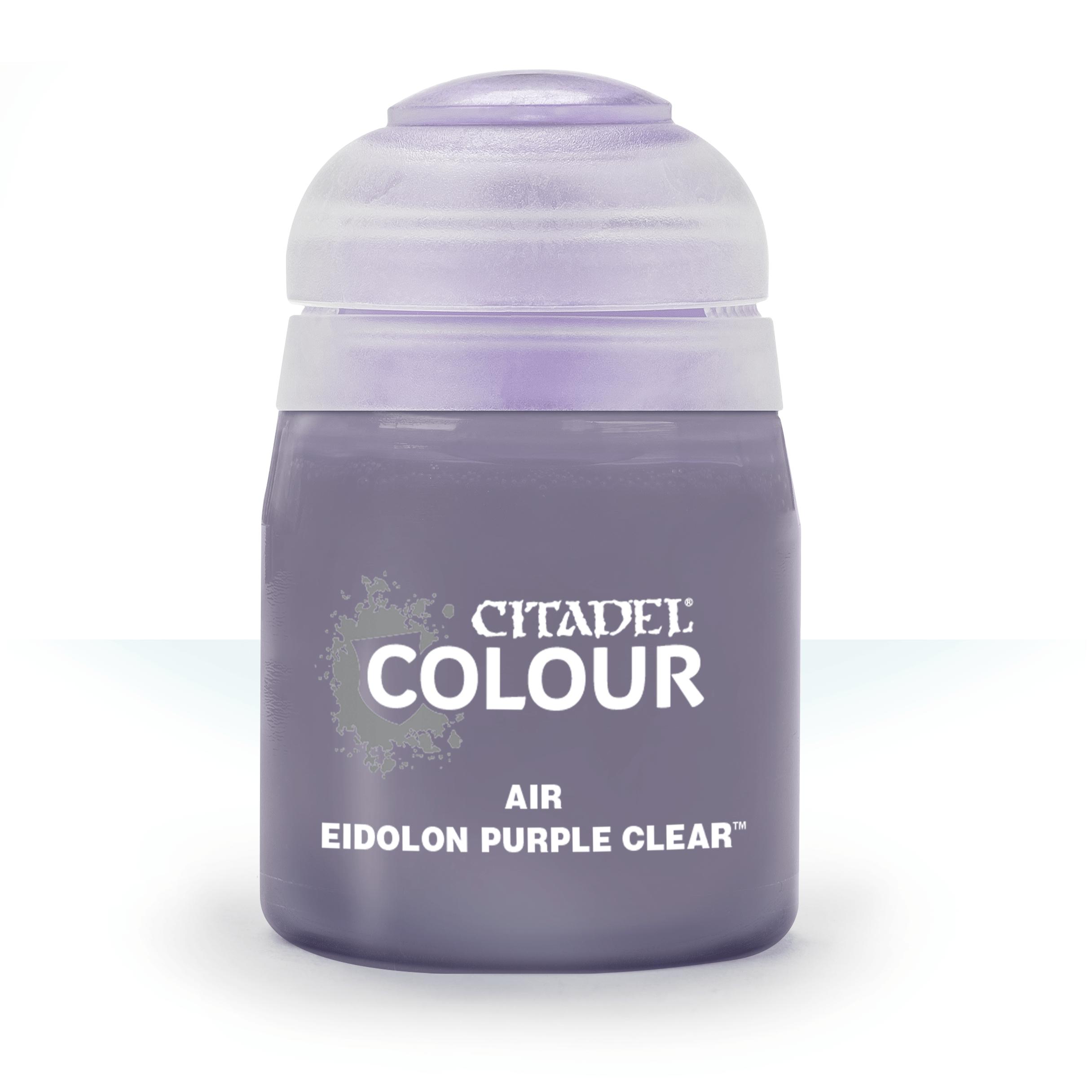 Eidolon Purple Clear, Citadel Air 24ml