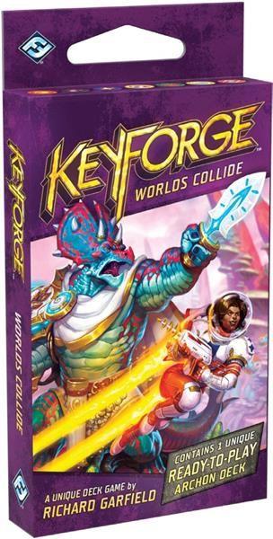 Worlds Collide Deck, KeyForge