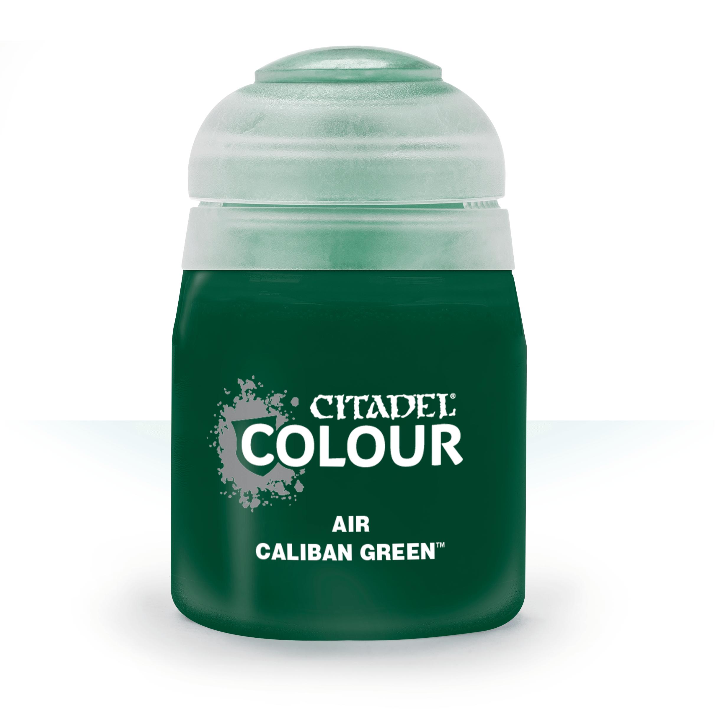 Caliban Green, Citadel Air 24ml