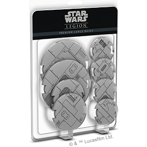 Premium Large Bases, Star Wars Legion