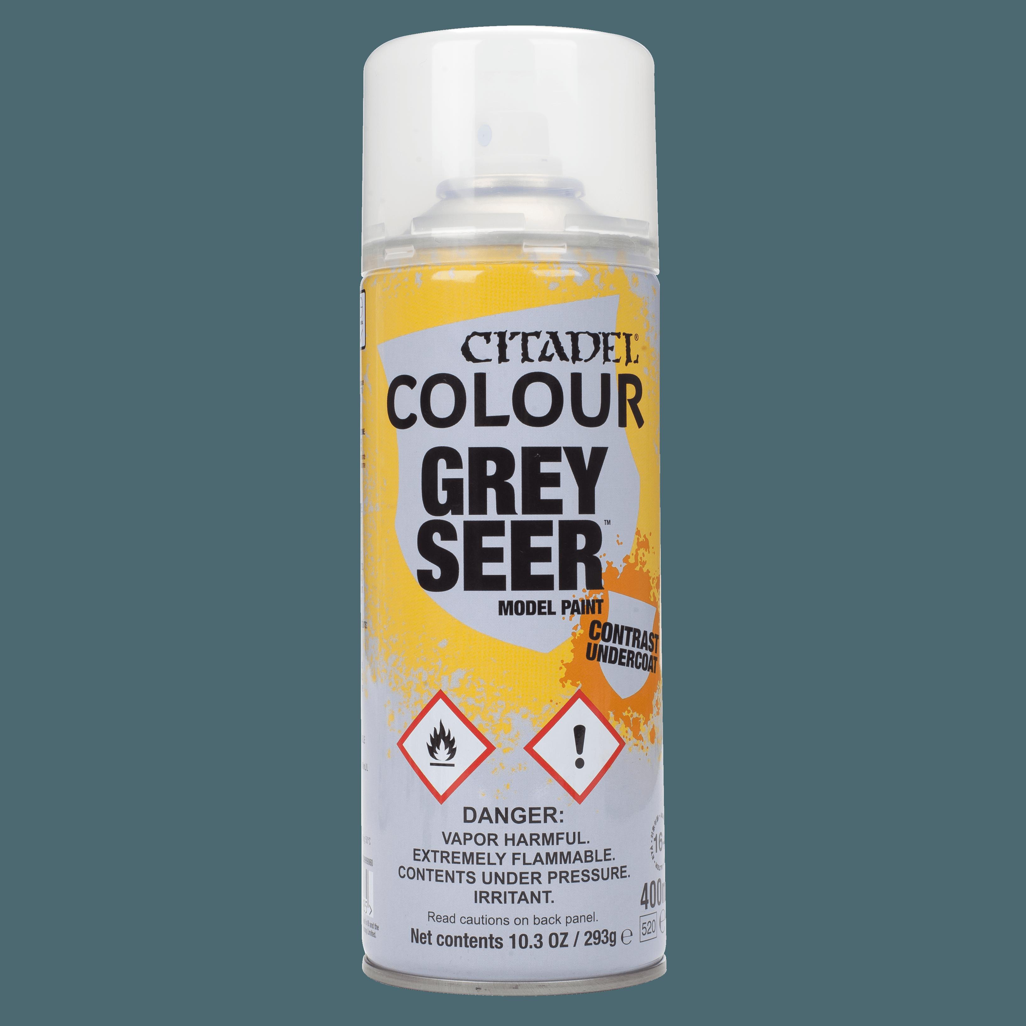 Grey Seer Spray, Citadel Spray