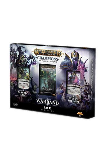 Warband Collectors Pack, Warhammer Age of Sigmar Champions Series 2