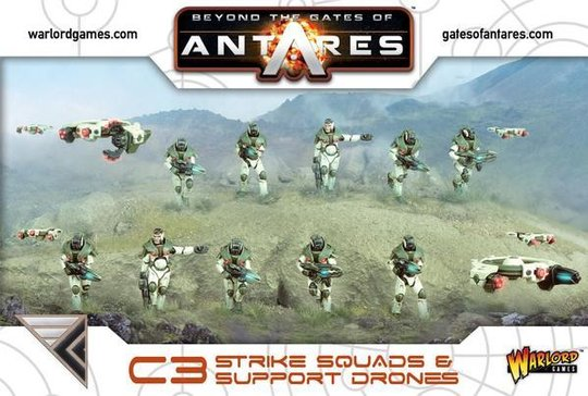 Strike Squad, Concord