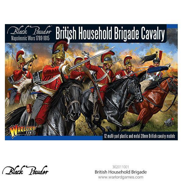 British Household Brigade, NW