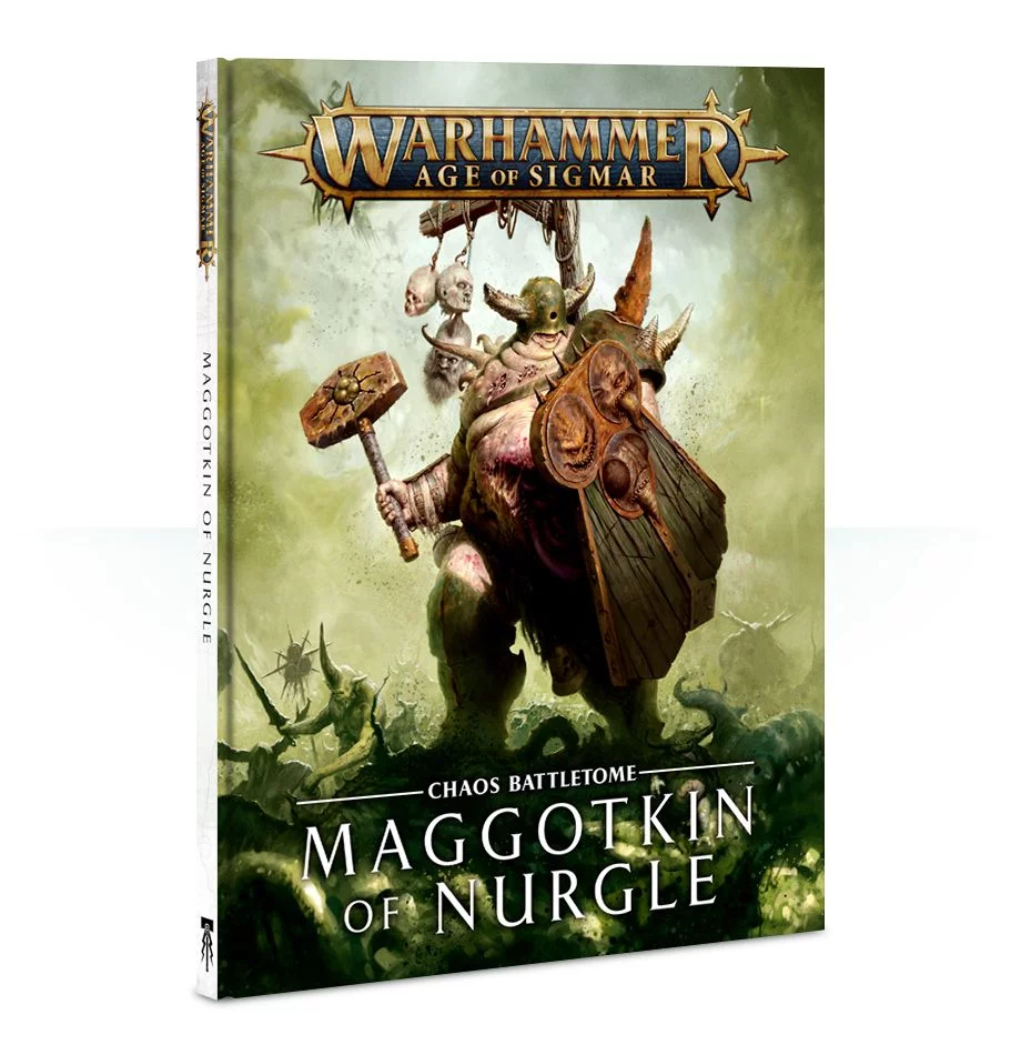 Maggotkin of Nurgle, Battletome
