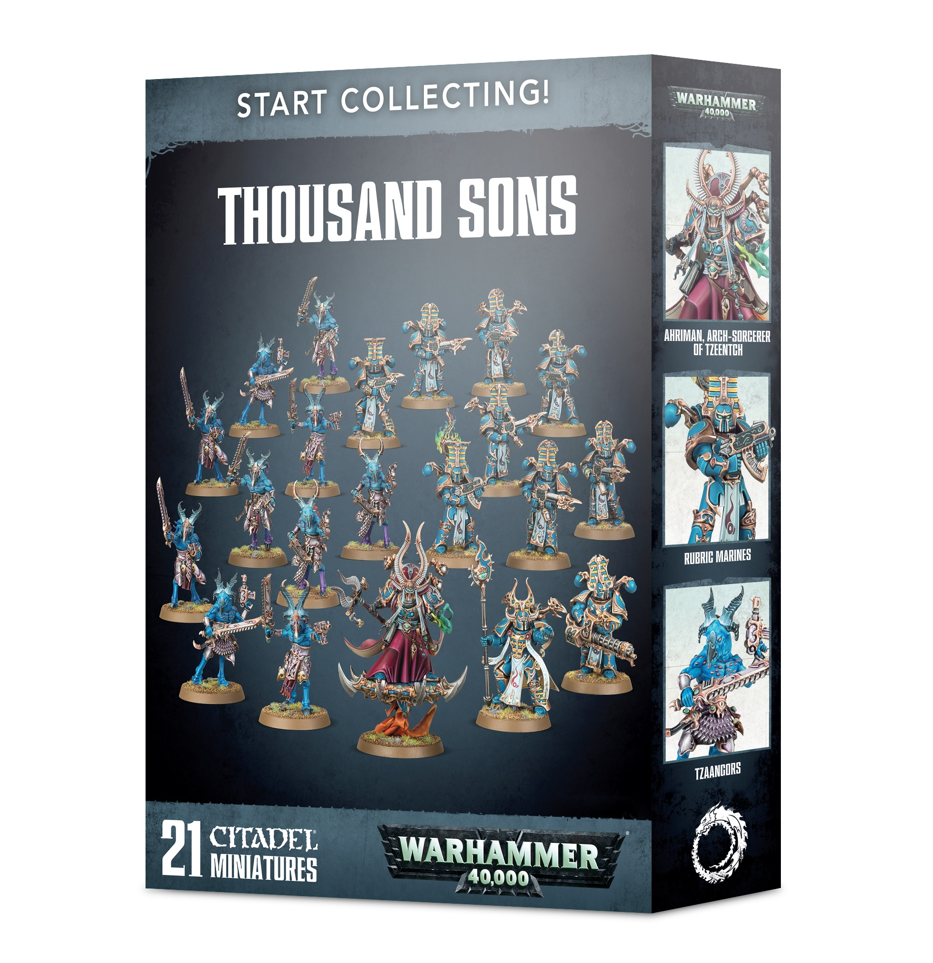 Thousand Sons, Start Collecting
