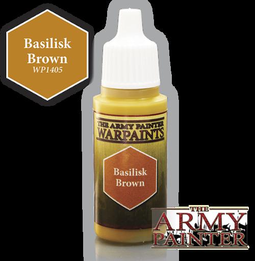 Basilisk Brown, Army Painter