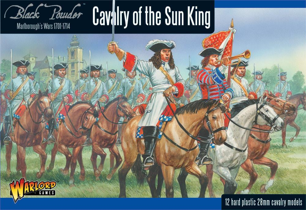 Cavalry of the Sun King, MW