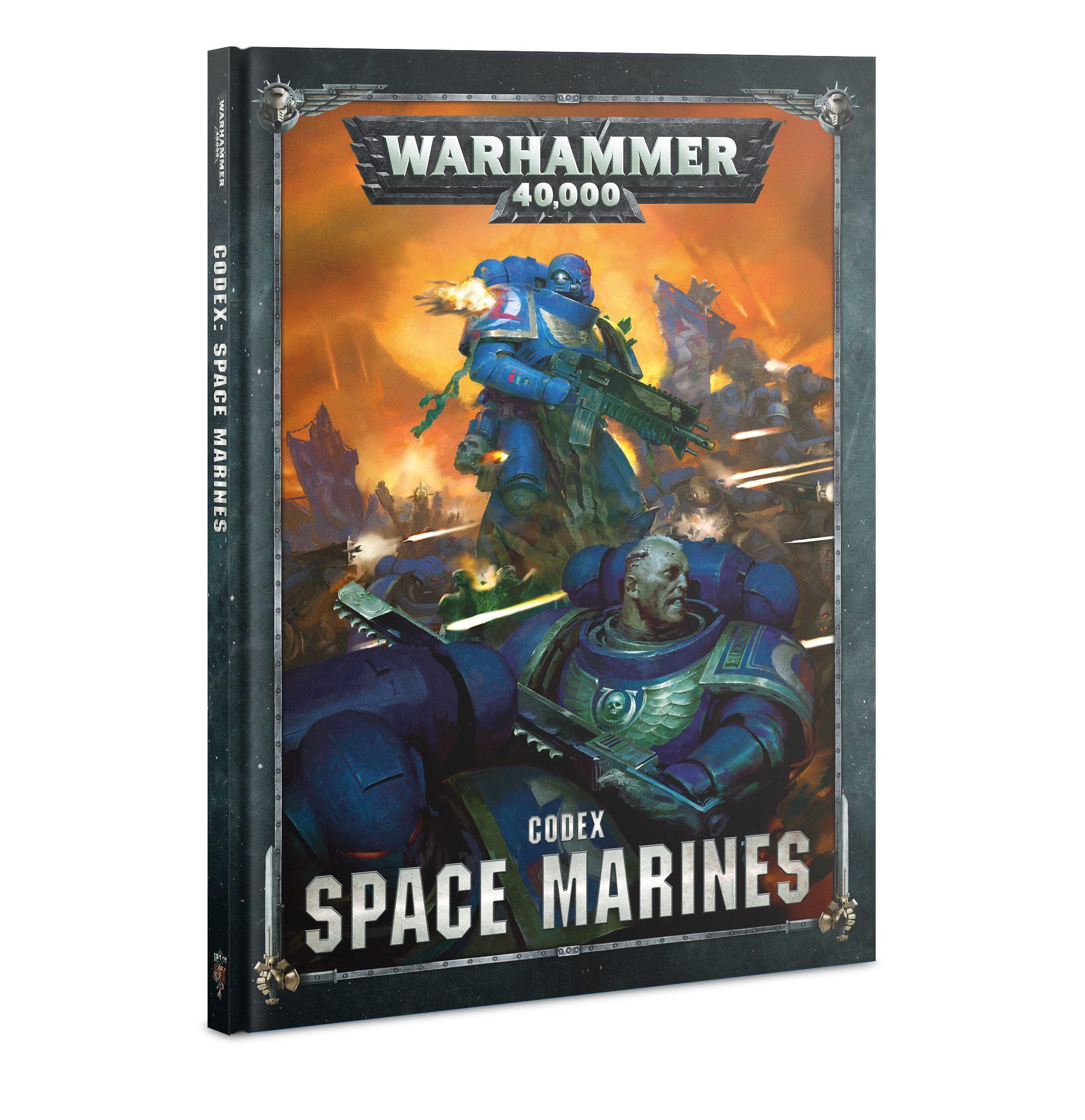 Space Marine (New) Codex