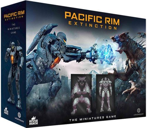 Pacific Rim: Extinction Starter Set