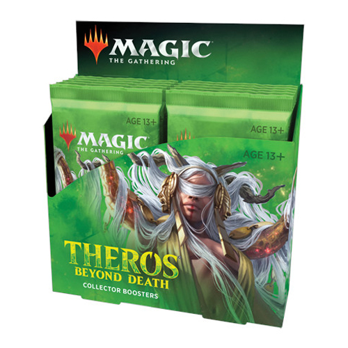 Theros Beyond Death Collector Booster, Magic the Gathering