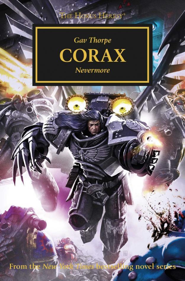 Corax, Black Library