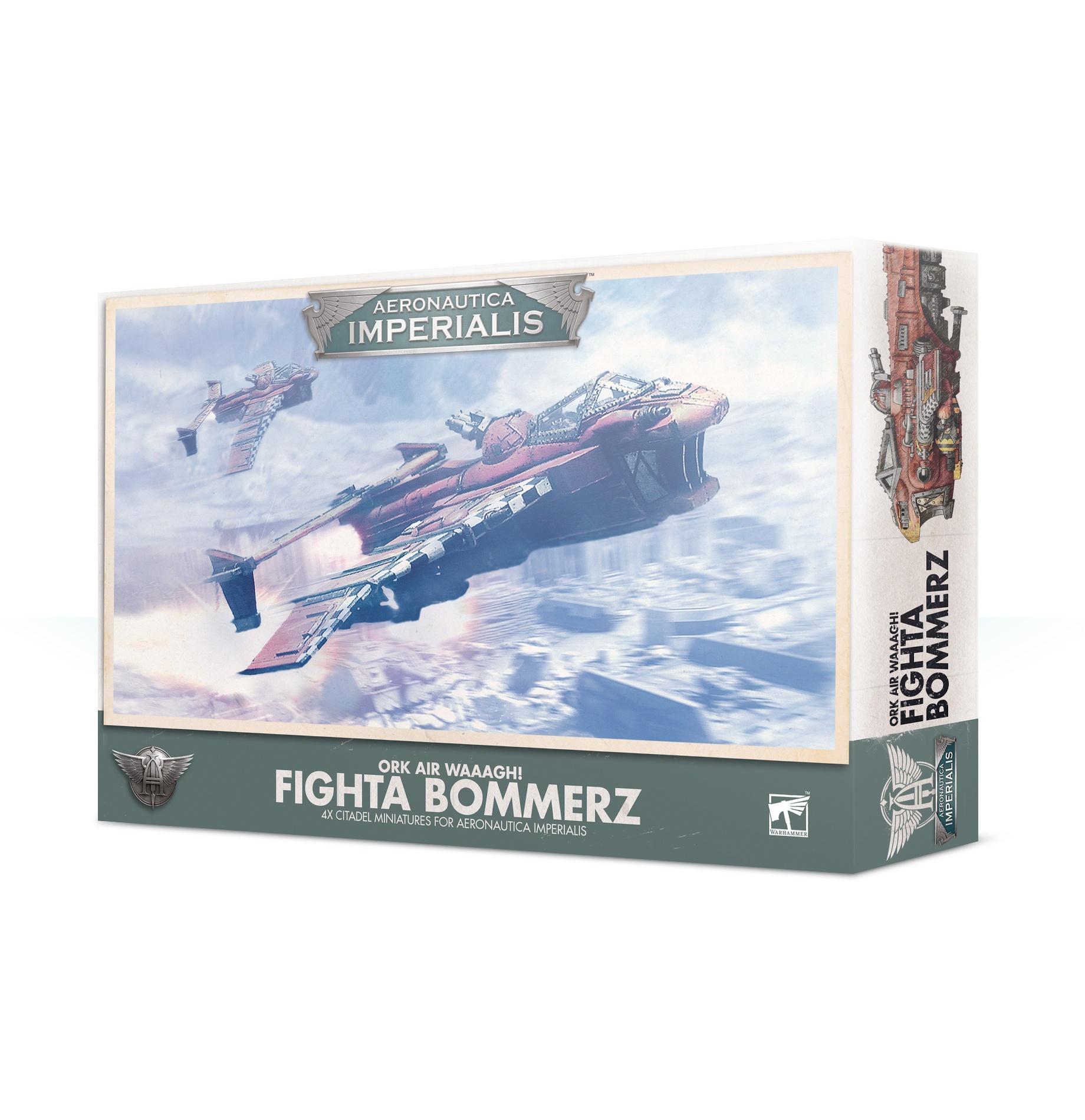 Fighta Bommerz, Ork Air Waaagh! Aeronautica Imperialis
