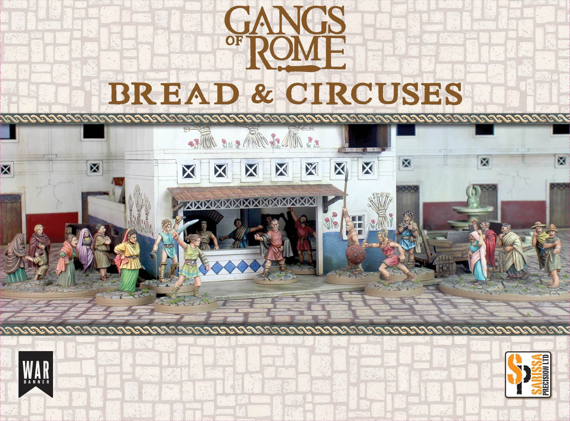 Bread and Circuses Gangs of Rome
