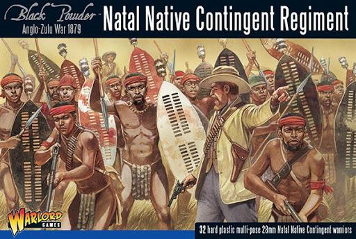 Natal Native Contingent Regiment, AZW