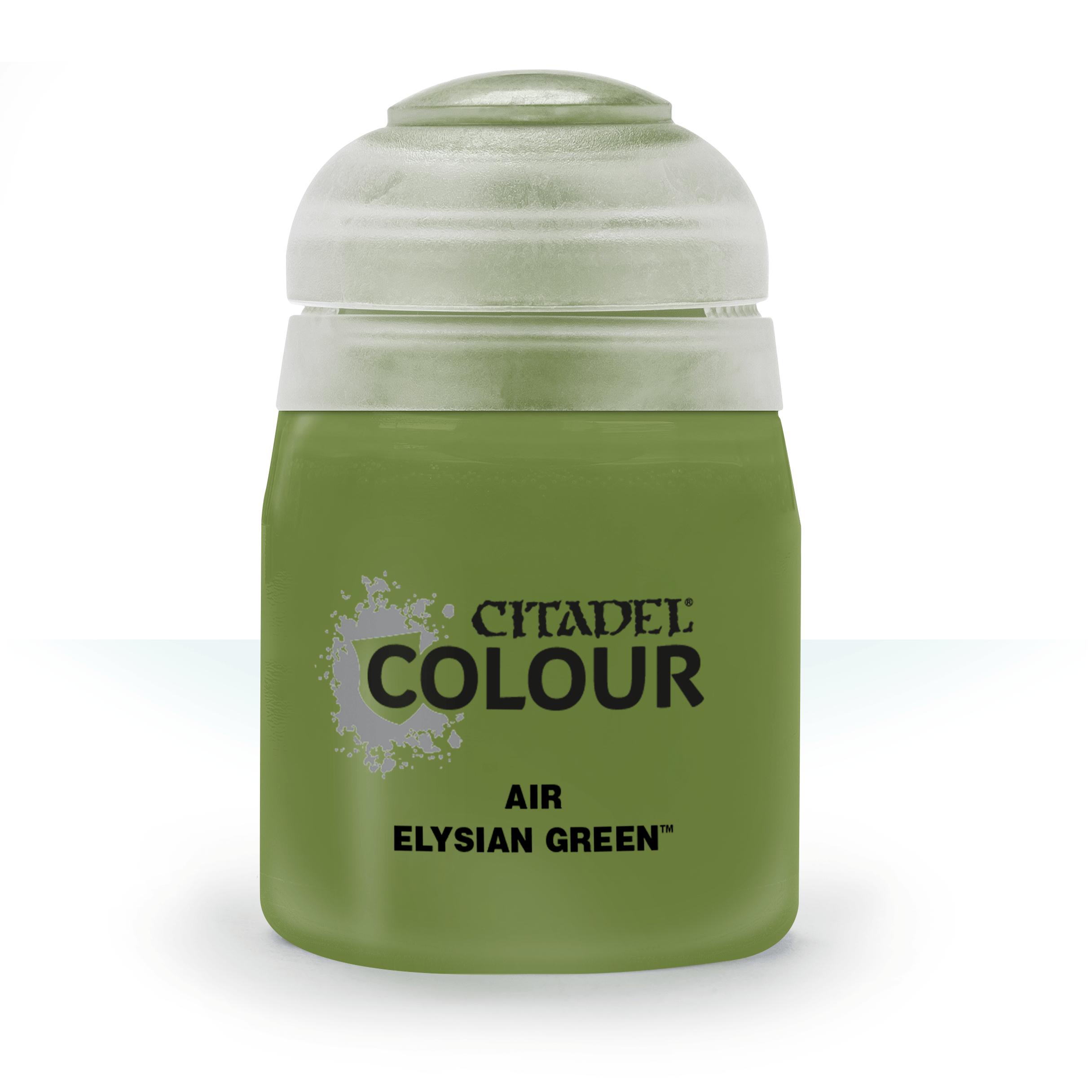 Elysian Green, Citadel Air 24ml