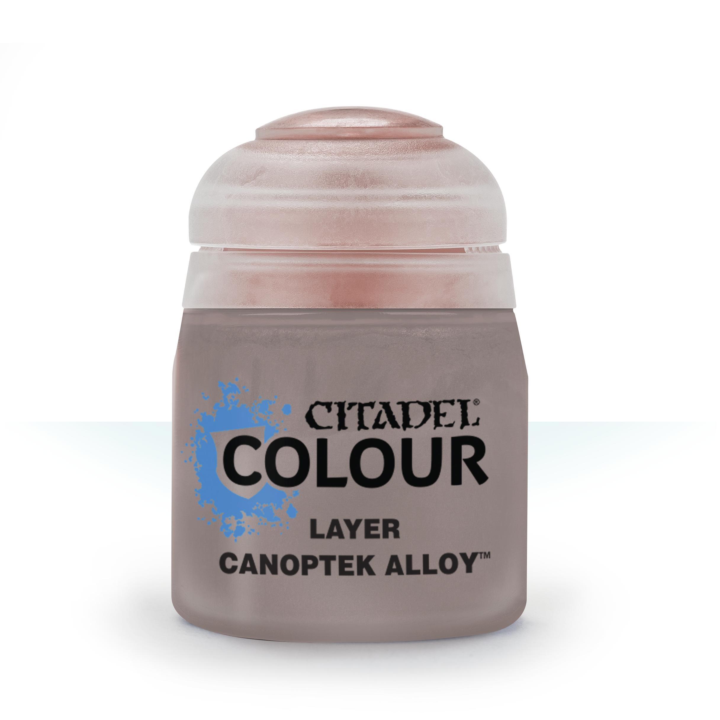 Canoptek Alloy, Citadel Layer 12ml
