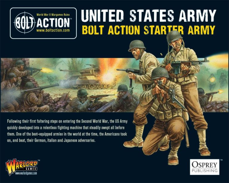 United States Starter Army