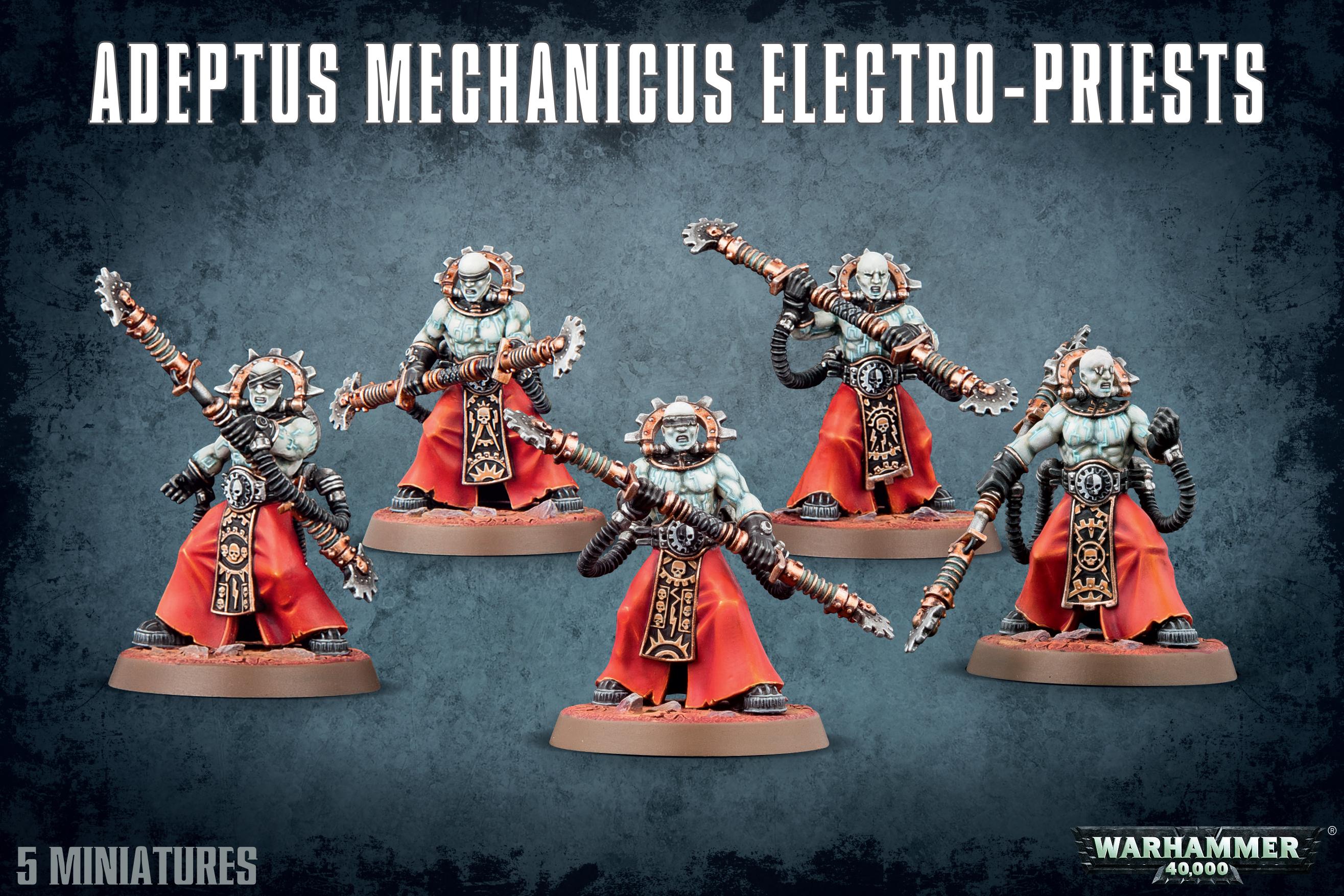 Electro-Priests
