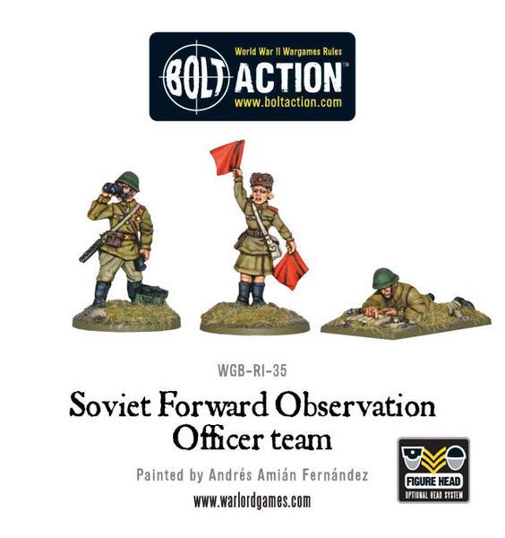 FOO, Soviet Army