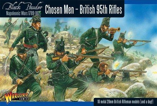 Chosen Men British 95th Rifles