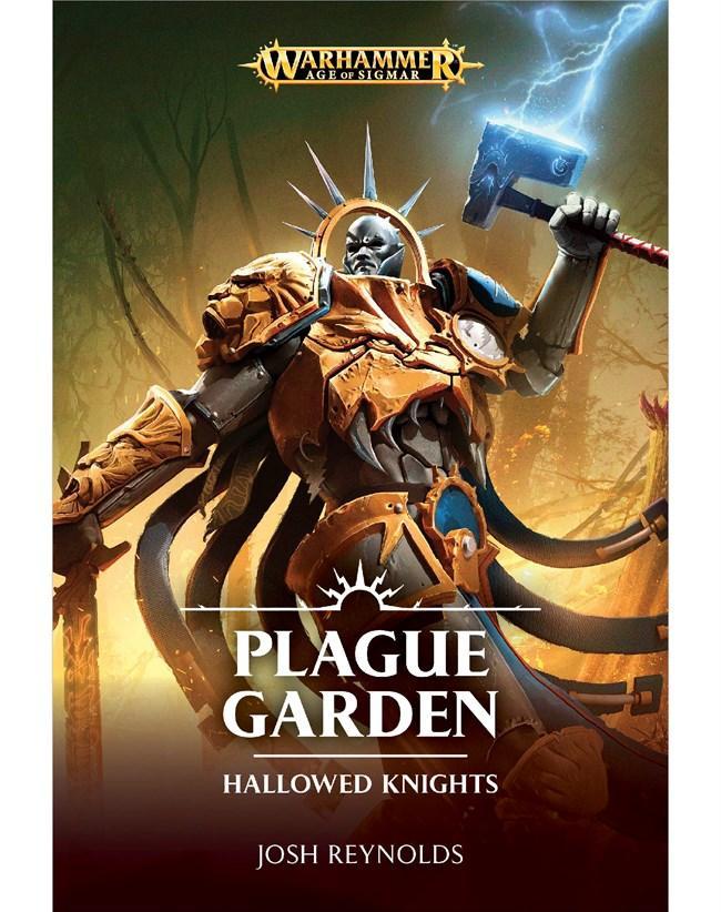 Plague Garden, Black Library