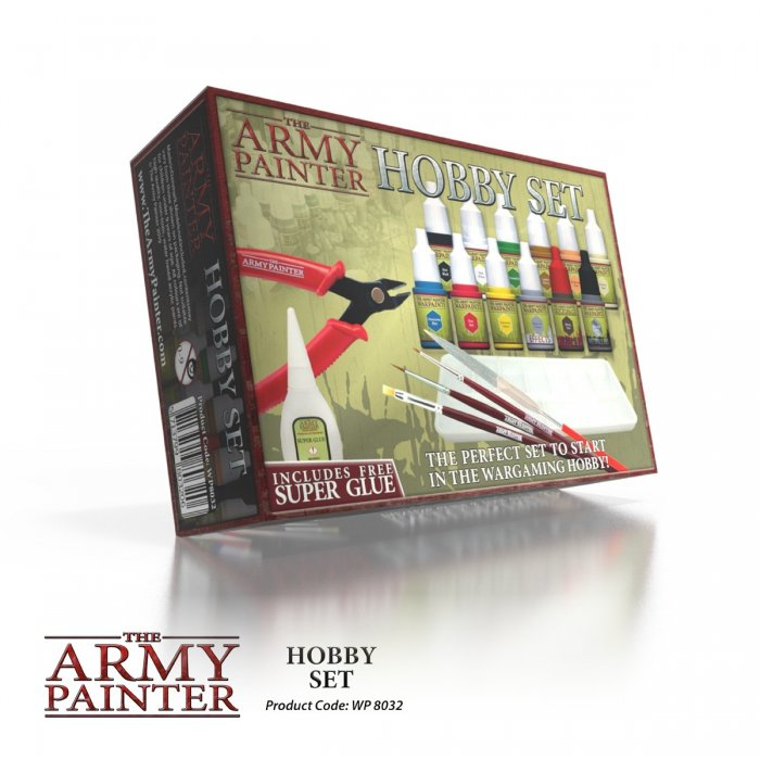 Hobby Set, Army Painter