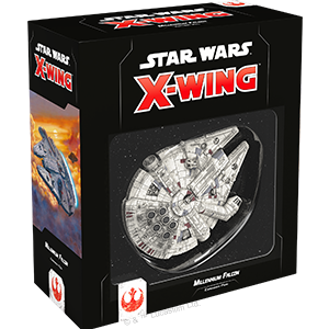 Millennium Falcon, Star Wars X-Wing