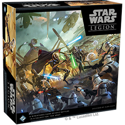 Clone Wars Core Set, Star Wars Legion