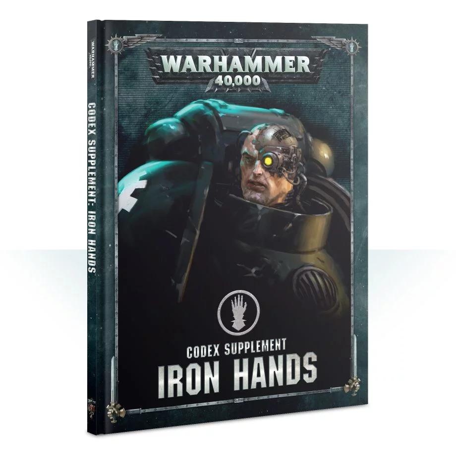 Iron Hands Codex