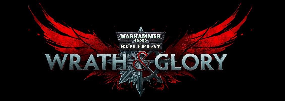 DM Screen Wrath & Glory