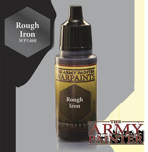 Rough Iron, Army Painter Metallic