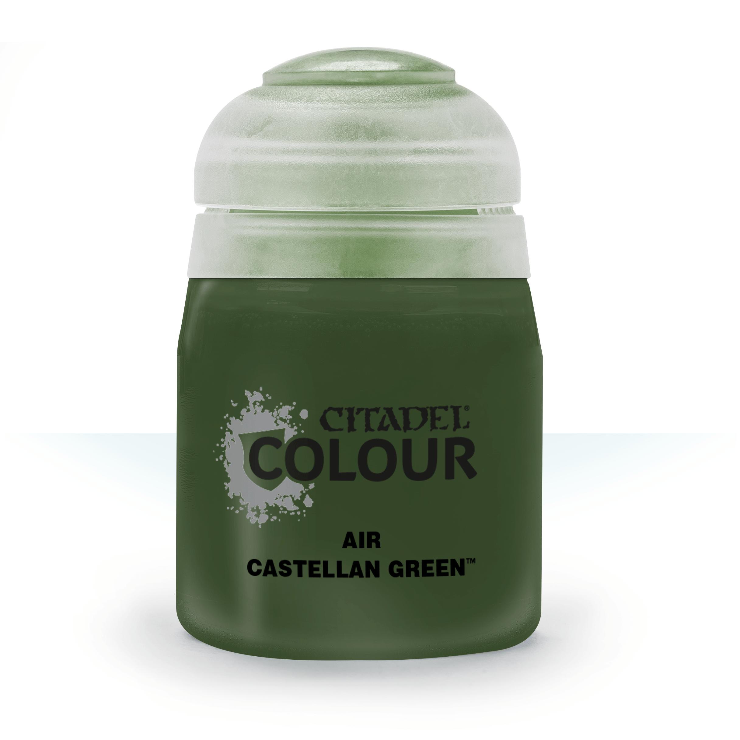 Castellan Green, Citadel Air 24ml