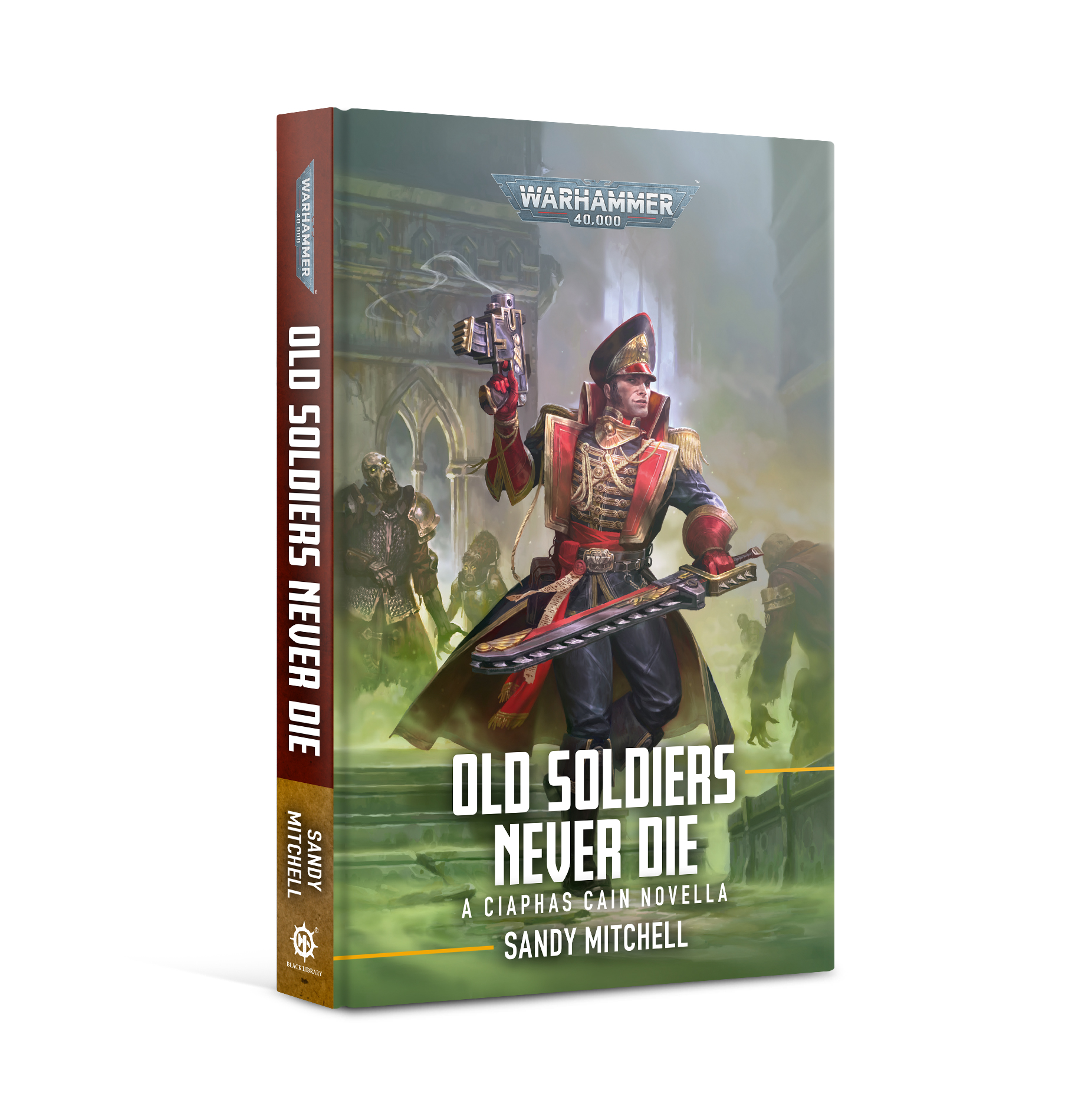 Old Soldiers Never Die: Ciaphas Cain, Black Library