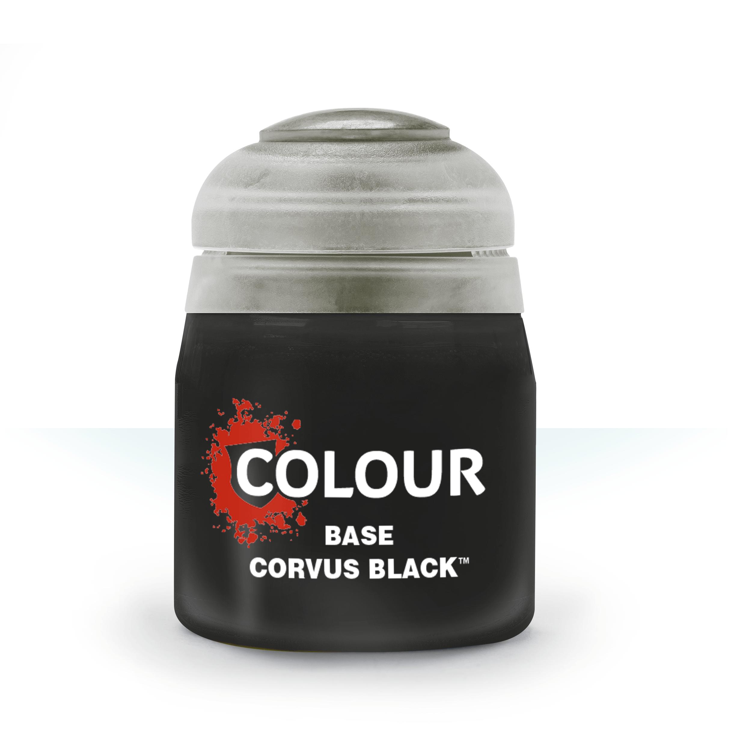 Corvus Black, Citadel Base 12ml