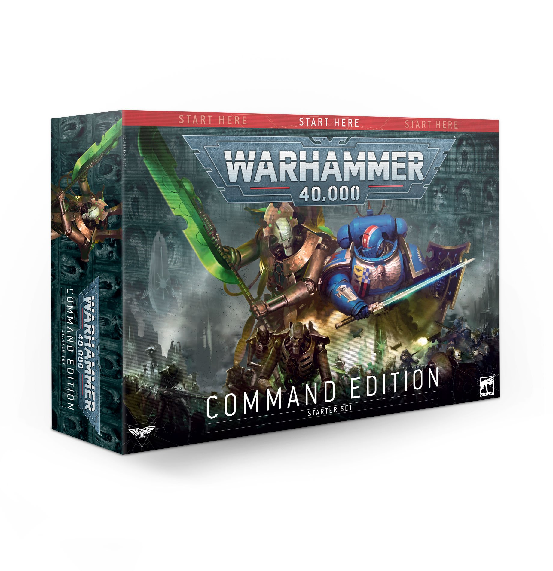 Command Edition, Warhammer 40,000